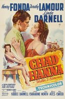 Chad Hanna movie poster (1940) picture MOV_76abadb3