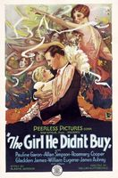 The Girl He Didn't Buy movie poster (1928) picture MOV_76b0a10b