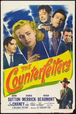 The Counterfeiters movie poster (1948) poster MOV_76b3a8d1