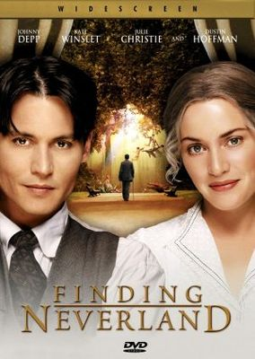 Finding Neverland movie poster (2004) poster MOV_76b5dc46