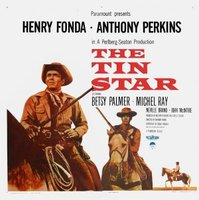 The Tin Star movie poster (1957) picture MOV_76b64607