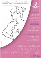 Breast Cancer: The Path of Wellness & Healing movie poster (2009) picture MOV_76bb18f5