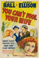 You Can't Fool Your Wife movie poster (1940) picture MOV_76bb24fa