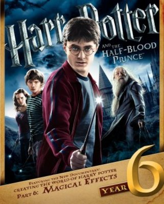 Harry Potter and the Half-Blood Prince movie poster (2009) poster MOV_76c00b49