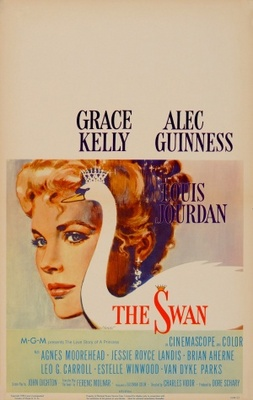 The Swan movie poster (1956) poster MOV_76c44ff0