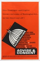 Advise & Consent movie poster (1962) picture MOV_76c57703