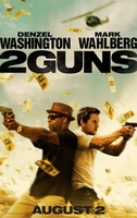 2 Guns movie poster (2013) picture MOV_76c67478