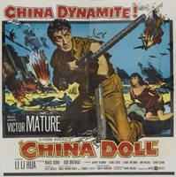 China Doll movie poster (1958) picture MOV_76c9d015