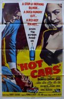 Hot Cars movie poster (1956) picture MOV_76ca8a2a