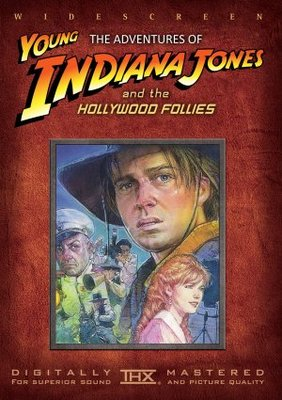 The Young Indiana Jones Chronicles movie poster (1992) poster MOV_76d50362