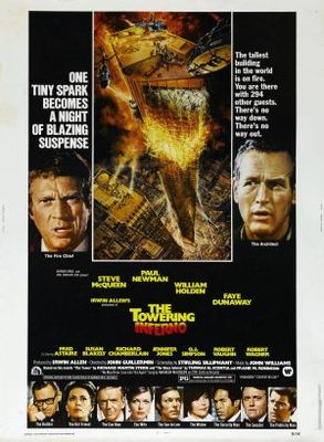 The Towering Inferno movie poster (1974) poster MOV_76d986cc