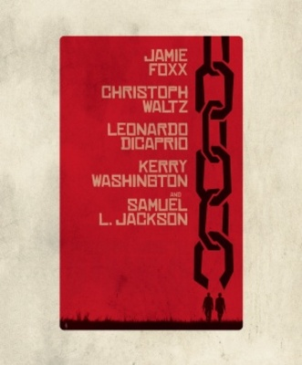 Django Unchained movie poster (2012) poster MOV_76dbfc60