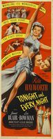 Tonight and Every Night movie poster (1945) picture MOV_76df5678