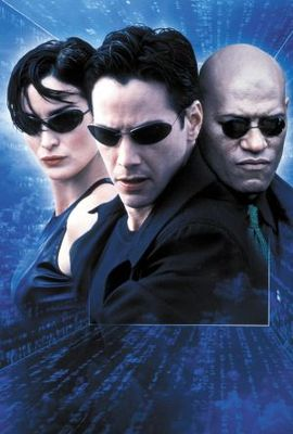 The Matrix movie poster (1999) poster MOV_76e107e9