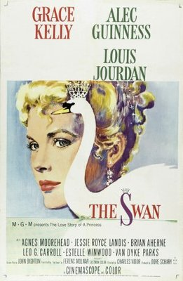 The Swan movie poster (1956) poster MOV_76e1fbd6