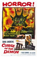 Night of the Demon movie poster (1957) picture MOV_76e579a6