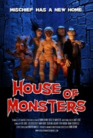 House of Monsters movie poster (2012) picture MOV_76e7cb24