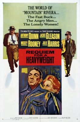 Requiem for a Heavyweight movie poster (1962) poster MOV_76eccf5c
