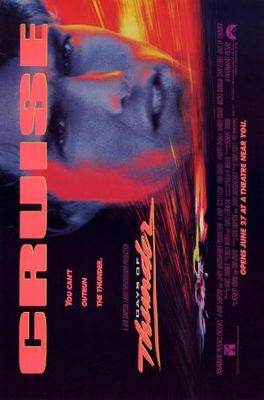 Days of Thunder movie poster (1990) poster MOV_76f014f0