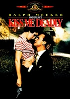 Kiss Me Deadly movie poster (1955) picture MOV_76f07204