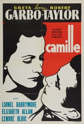 Camille movie poster (1936) poster MOV_76fb9a70