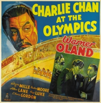 Charlie Chan at the Olympics movie poster (1937) poster MOV_76fd97d5