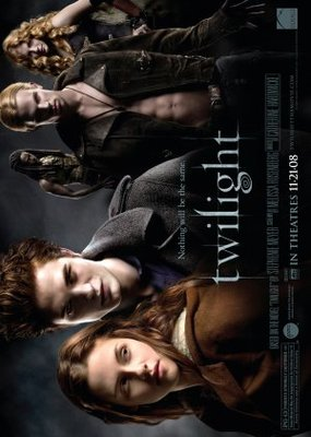 Twilight movie poster (2008) poster MOV_76fe1197