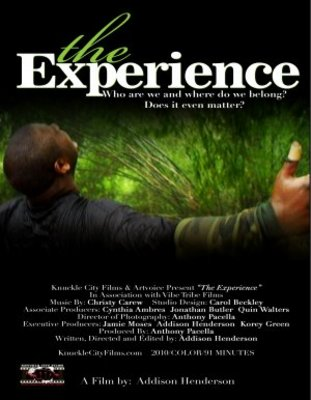 The Experience movie poster (2010) poster MOV_76ff1af5