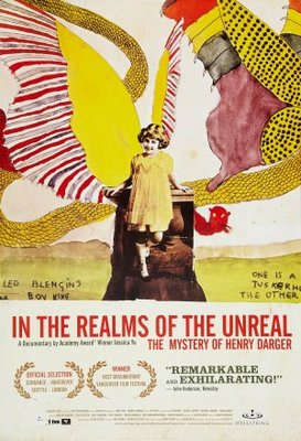 In the Realms of the Unreal movie poster (2004) poster MOV_770a5781
