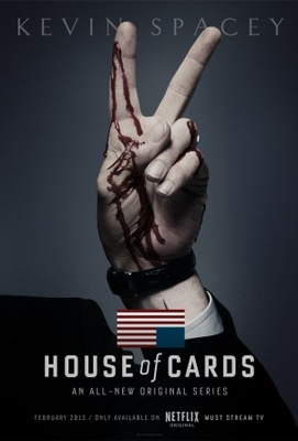 House of Cards movie poster (2013) poster MOV_770ee926