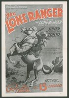 The Lone Ranger movie poster (1938) picture MOV_7718973e