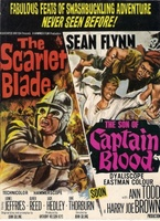 The Scarlet Blade movie poster (1963) picture MOV_771c62fb