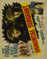 Immortal Sergeant movie poster (1943) picture MOV_77205d5d