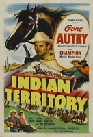Indian Territory movie poster (1950) picture MOV_7725a1a4