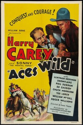 Aces Wild movie poster (1936) poster MOV_77272072