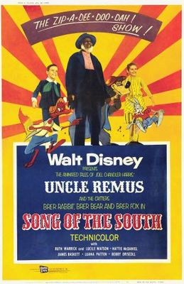 Song of the South movie poster (1946) poster MOV_772be4b4