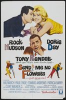 Send Me No Flowers movie poster (1964) picture MOV_772e10ce