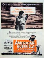 American Guerrilla in the Philippines movie poster (1950) picture MOV_773238ff