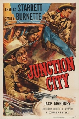 Junction City movie poster (1952) poster MOV_7739844b