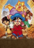 An American Tail: The Treasure of Manhattan Island movie poster (1998) picture MOV_773a0951