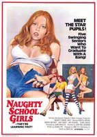 Naughty Schoolgirls movie poster (1976) picture MOV_773cd119
