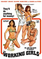 The Working Girls movie poster (1974) picture MOV_77466b81