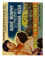 World in My Corner movie poster (1956) picture MOV_774980f3