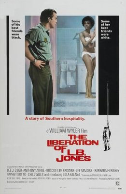 The Liberation of L.B. Jones movie poster (1970) poster MOV_774e111f