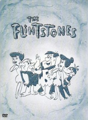 The Flintstones movie poster (1960) poster MOV_7758efd3
