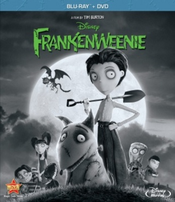 Frankenweenie movie poster (2012) poster MOV_775d5160