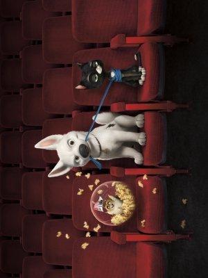 Bolt movie poster (2008) poster MOV_775dea85