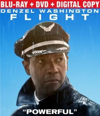Flight movie poster (2012) poster MOV_77656551