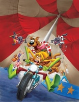 Big Top Scooby-Doo! movie poster (2012) picture MOV_7765be37