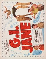G.I. Jane movie poster (1951) picture MOV_77680260